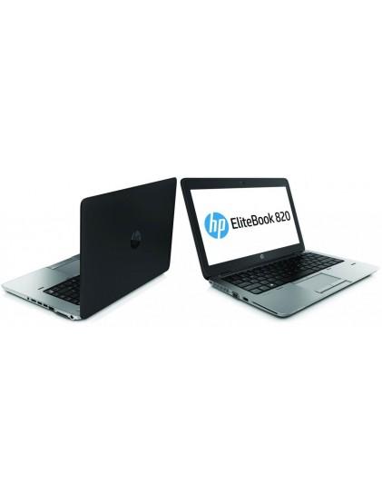 HP 820 G1 i5 1.6Ghz 4Go 500 Go & Webcam-Ultramince et ultraléger