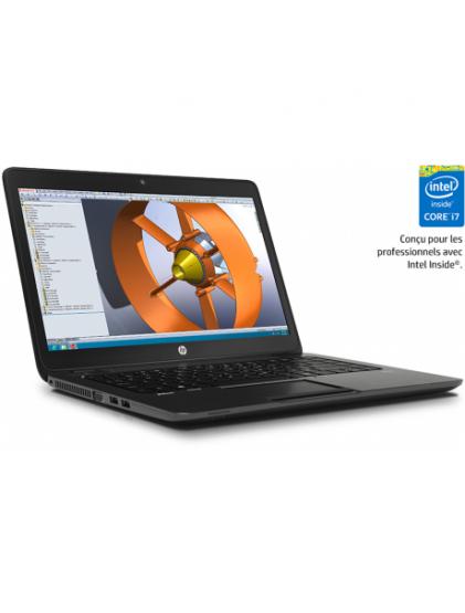 PC WORKSTATION NVIDIA Quadro HP ZBOOK 15 G1 i7 2.4Ghz 20Go 512 Go SSD
