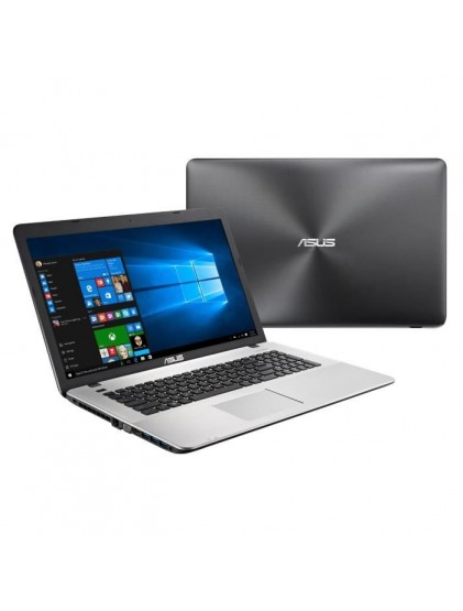 PC GAMER NVIDIA 2Go ASUS K751L G5 i5 2.2Ghz 4Go 1000 Go