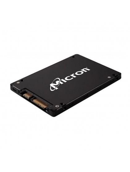 "SSD Micron 512GB 2.5"" SATA III 6.0Gbp plus rapide et réactif"