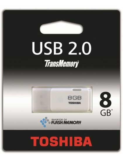 Clé usb Toshiba de 8 Go