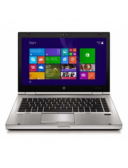 HP EliteBook 8470p 3ème Gén Core i5 2.6Ghz 4 Go 320 Go & Webcam