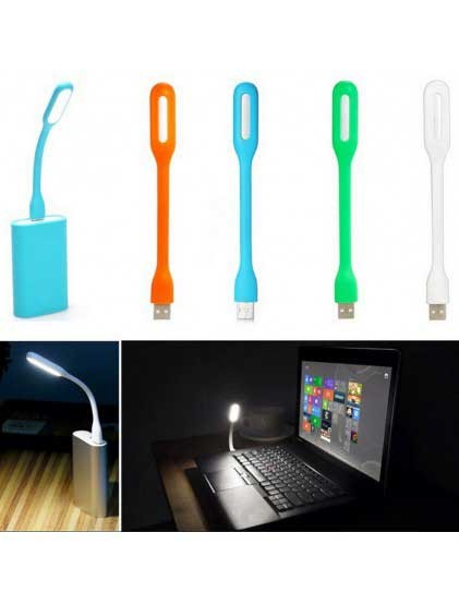 Lampes USB Led Flexible Ultra lumineux pour Pc / Powerbank
