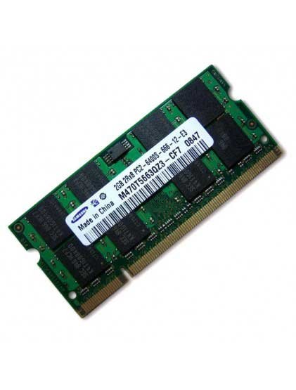 RAM 2 GB SAMSUNG DDR2 pc portable