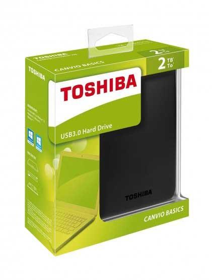 Disque Dur externe TOSHIBA 2 To usb 3.0