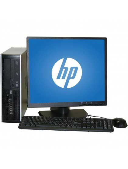 PC HP 6000 pro C2D 3.0ghz 2Go 160 Go & lcd 17""