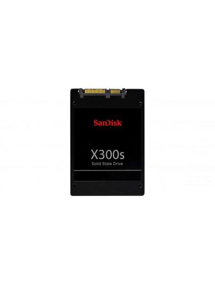 """SSD SanDisk X300s 512GB 2.5"""" SATA III 6.0Gbp plus rapide et réactif"""