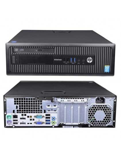 UC HP ProDesk 600 G1 - i5 - 4go - 500go dvd