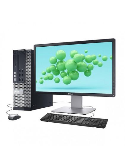 """Dell OptiPlex 9020 SFF - i7 - 8go - 500go - Ecran 24"""" FHD"""