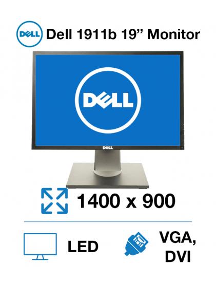 "LCD 19"" Dell 1911b (Wide)"