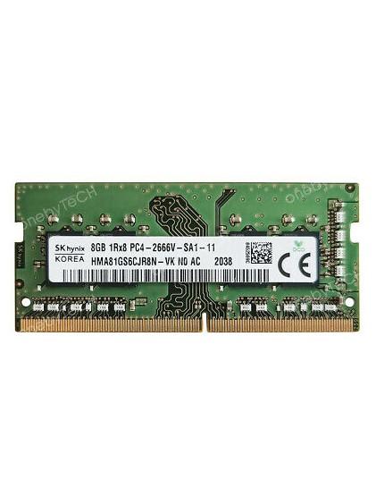 RAM 8GB DDR4 2666 Mhz Hynix/samsung pc portable