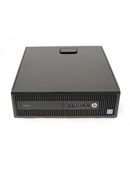 UC HP Prodesk 600 G2 - i3 - 8Go - 240Go SSD - dvd