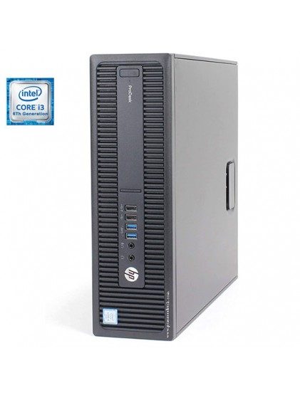 UC HP Prodesk 600 G2 - i5 - 4Go - 240Go SSD - dvd