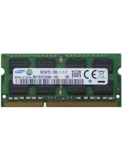 RAM 8GB crucial/samsung DDR3 pc portable
