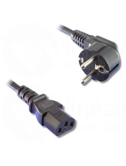 câble d'alimentation pc bureau origine