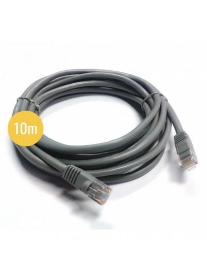 Cable réseau RJ45 CAT6 FTP 10 mètres