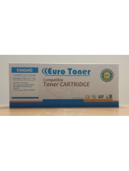 Toner Adaptable HP 85A/35A/12A...