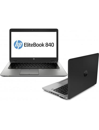 HP 840 G1 i5 1.9Ghz 4Go 500 Go & Webcam-Ultramince et ultraléger