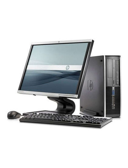 "PC HP 6300 pro i5 3.2 ghz 8Go 500 Go +lcd 19"" Wide"
