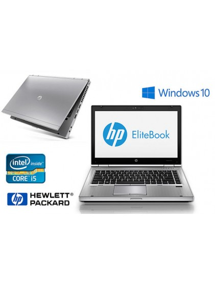 PC GAMER AMD 1go HP 8470p G3 i5 2.6Ghz 8Go 500 Go & Webcam
