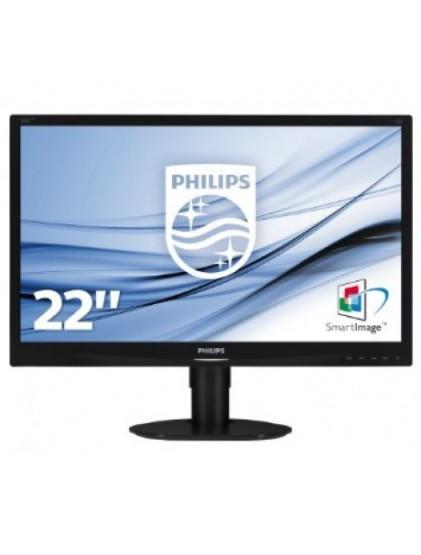 """Écran PHILIPS LED 22"""" - 220S4LC S-line 22"""" / 55,9 cm 1 680 x 1 050 …"""