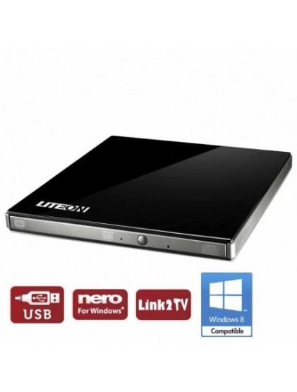 Graveur DVD Externe Liteon 8x Slim USB 2.0