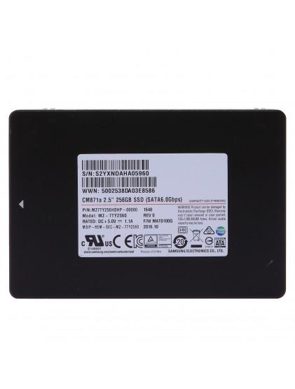 "SSD Samsung 256GB 2.5"" SATA III 6.0Gbp plus rapide et réactif"